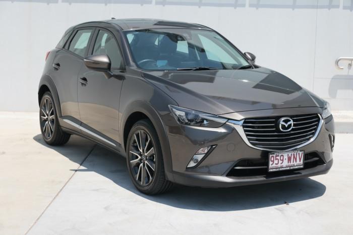 2016 Mazda CX-3 DK2W7A Akari Suv Image 3
