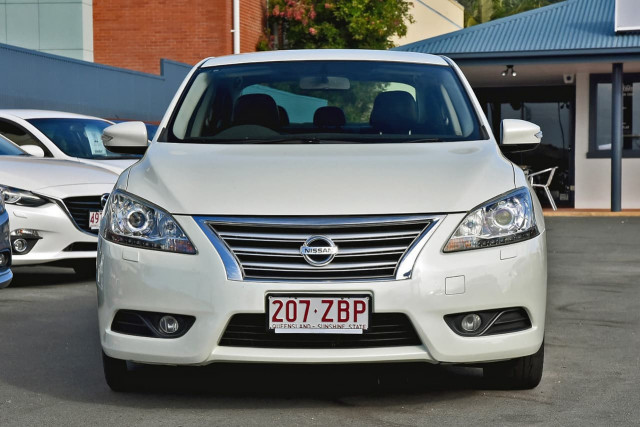 2013 Nissan Pulsar B17 Ti Sedan Image 3