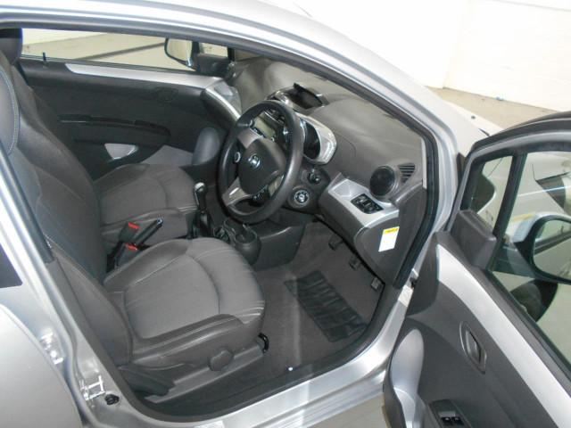 2015 Holden Barina Spark MJ CD Hatchback