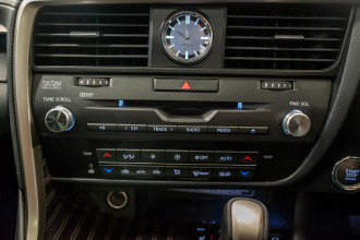 2016 Lexus Rx GGL25R 350 Sports Lux Suv