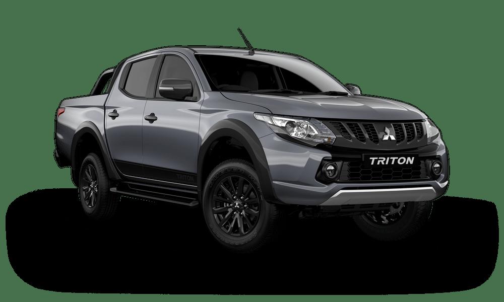TRITON BLACKLINE 4WD AUTO