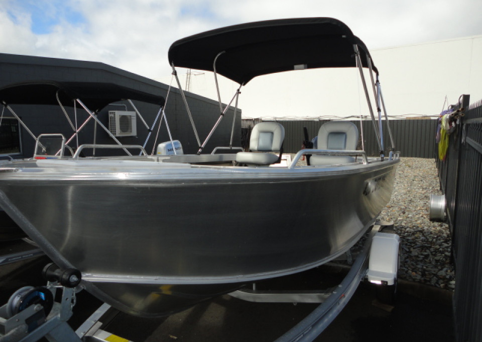 2019 Stacer Outlaw TS Boat