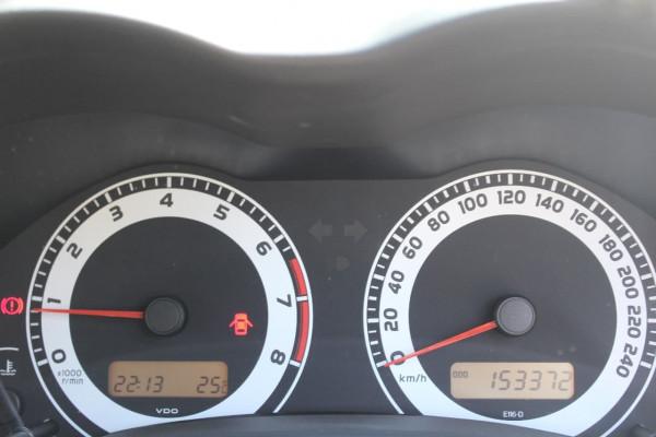2009 Toyota Corolla ZR Sedan Sedan