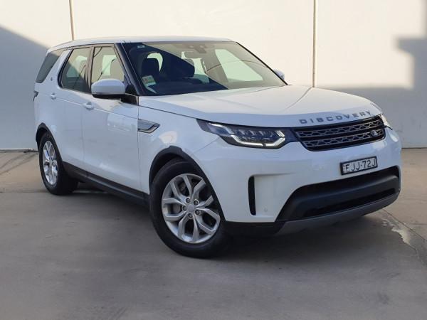 2020 Land Rover Discovery 4 DI Wagon