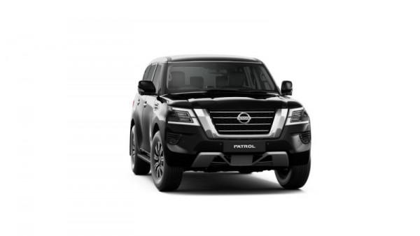 2020 Nissan Patrol Y62 Series 5 Ti Suv Image 5