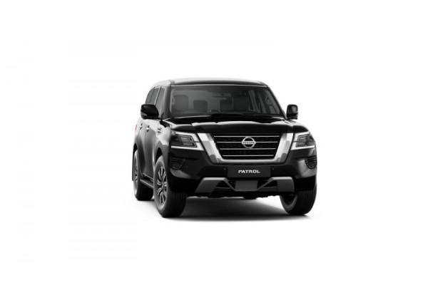 2021 Nissan Patrol Y62 Series 5 Ti Suv Image 5