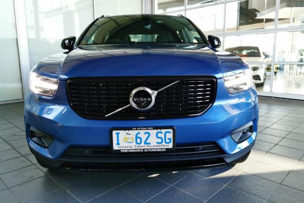 2020 Volvo Xc40 (No Series) MY20 T5 R-Design Suv Image 2