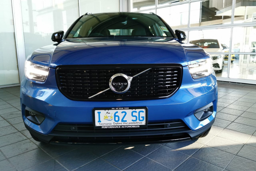 2020 Volvo Xc40 (No Series) MY20 T5 R-Design Suv