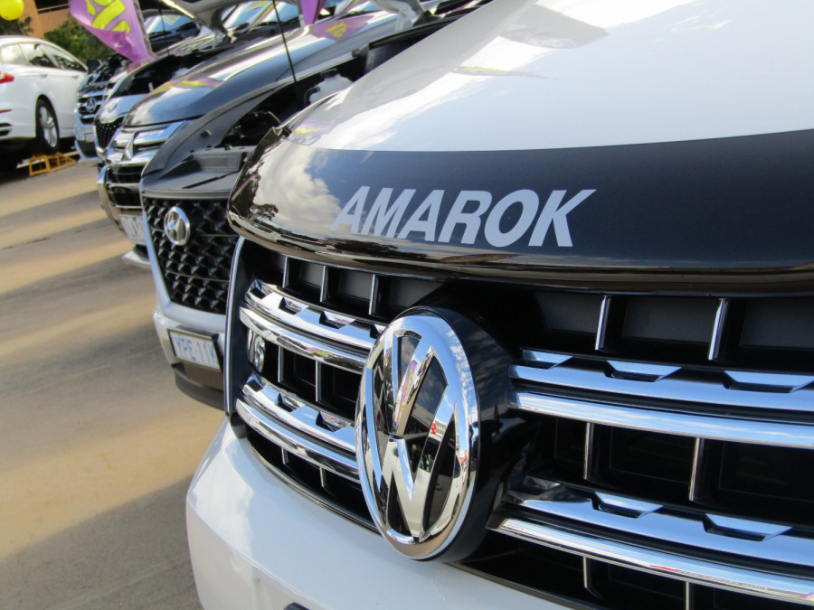 2018 Volkswagen Amarok 2H  TDI550 Sportline Dual cab Image 13