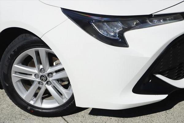 2018 Toyota Corolla ZWE186R Hybrid Hatchback