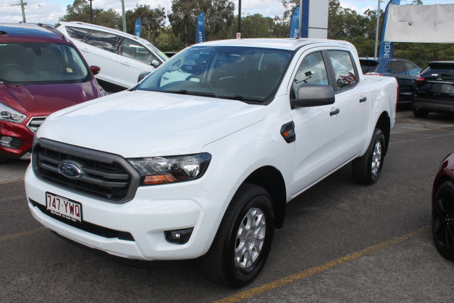 2018 MY19.00 Ford Ranger PX MkIII 4x4 XLS Double Cab Pick-up Utility