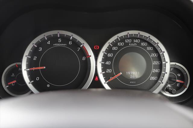2012 Honda Accord Euro 8th Gen MY13 Sedan Image 14
