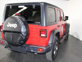 2019 Jeep Wrangler JL Sport S Unlimited Softtop