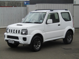 2015 Suzuki Jimny Sierra 1.3P 4x4 Sports utility vehicle