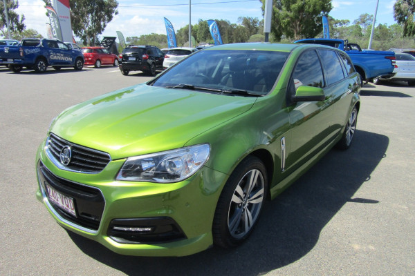 2015 MY16 Holden Commodore VF II MY16 SV6 Wagon