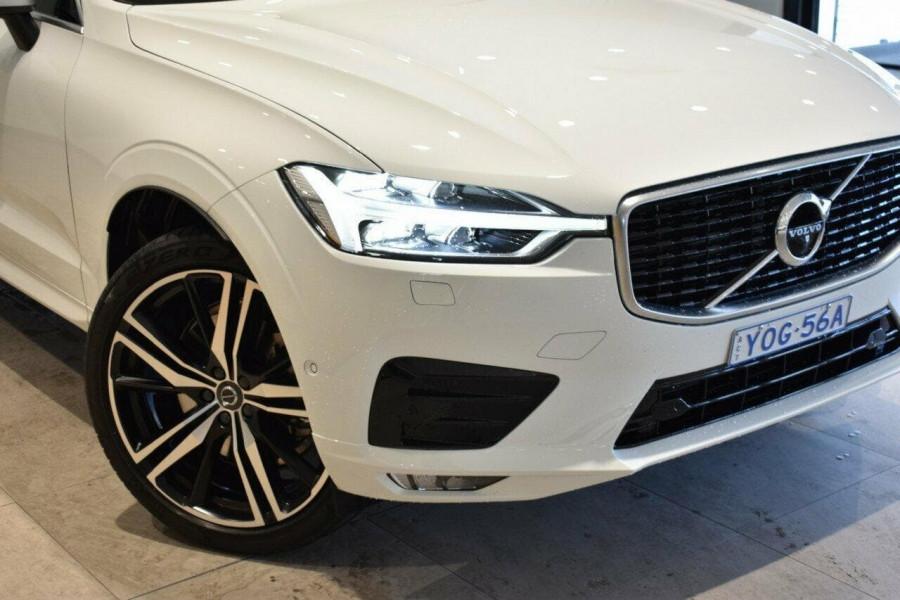 2018 Volvo XC60 UZ  D5 D5 - R-Design Suv