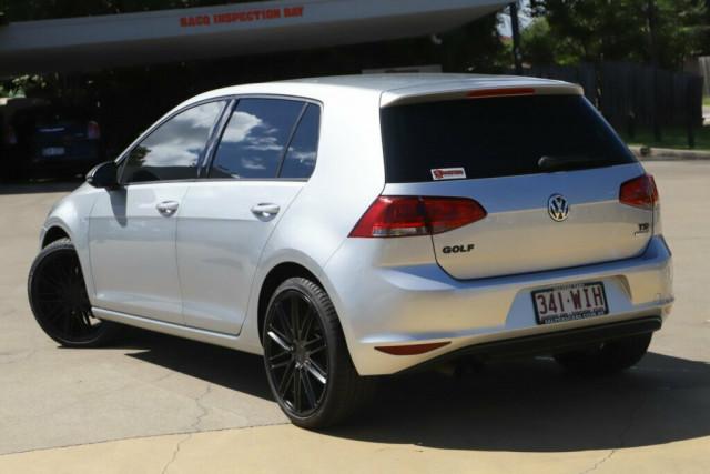 2012 Volkswagen Golf VII 90TSI Hatchback Image 2