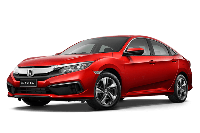 19YM NEW CIVIC SEDAN