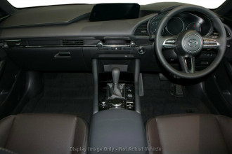 2021 MY20 Mazda 3 BP G20 Touring Hatch Hatchback Image 4