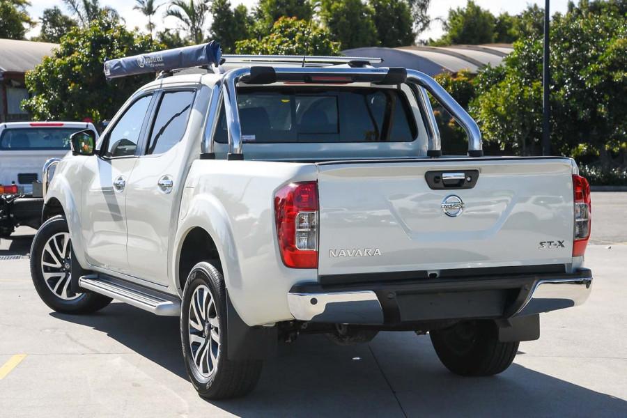 2020 Nissan Navara D23 Series 4 ST-X Utility