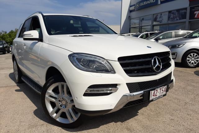 2014 Mercedes-Benz Ml Wagon
