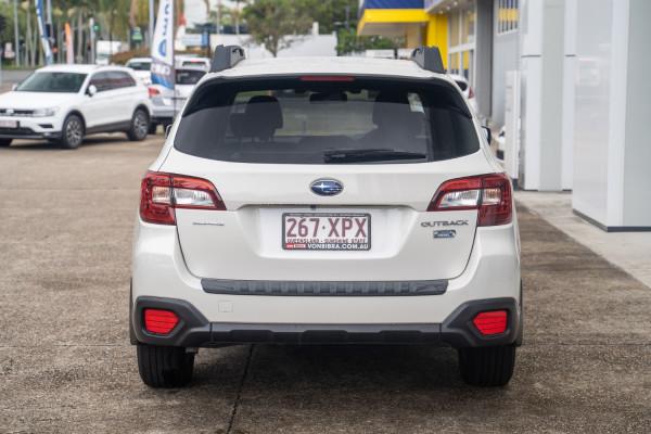 2016 Subaru Outback B6A  2.0D Suv Image 5