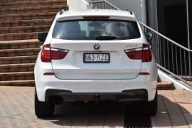 2011 BMW X3 F25 xDrive20d Suv Image 4