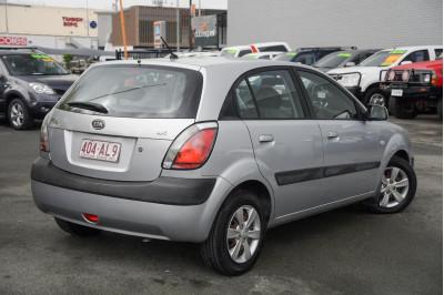 2008 Kia Rio JB MY07 LX Hatchback Image 4