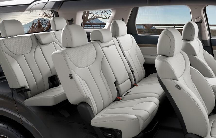 8-seater SUV. Image