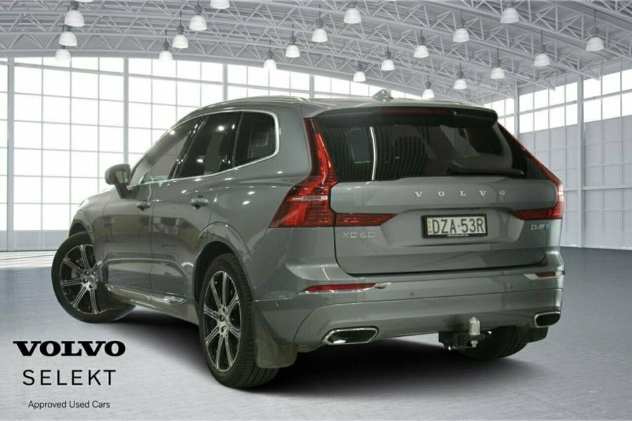 2018 Volvo XC60 UZ D4 AWD Inscription Suv