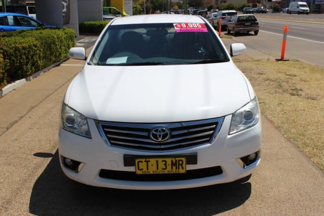 2009 Toyota Aurion GSV40R Prodigy Sedan Image 3