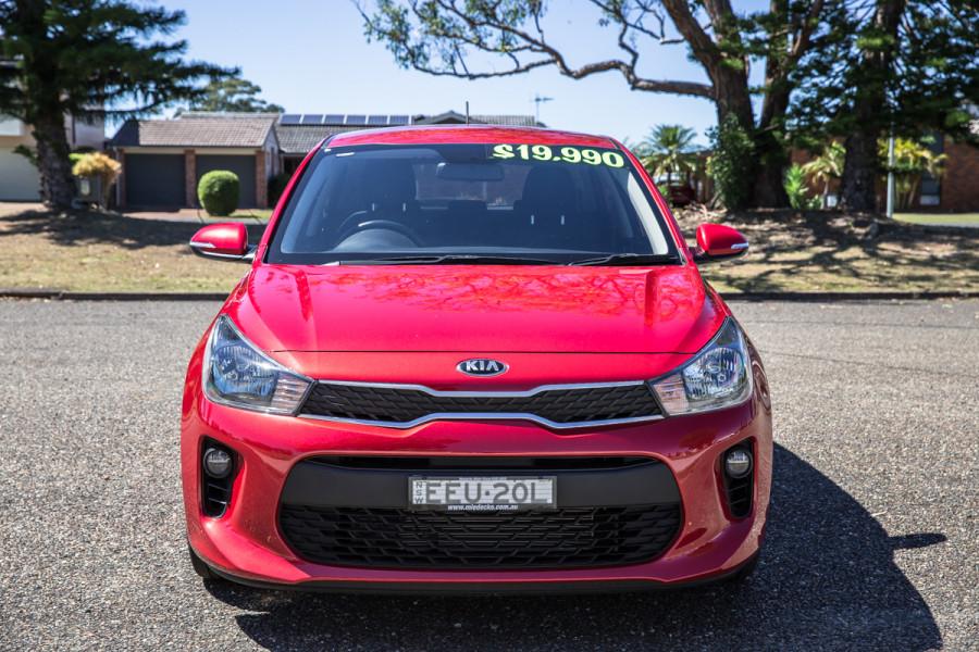 2019 MY20 Kia Rio YB  Sport Hatchback