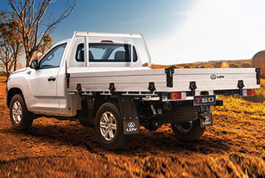 T60 Cab Chassis Ute
