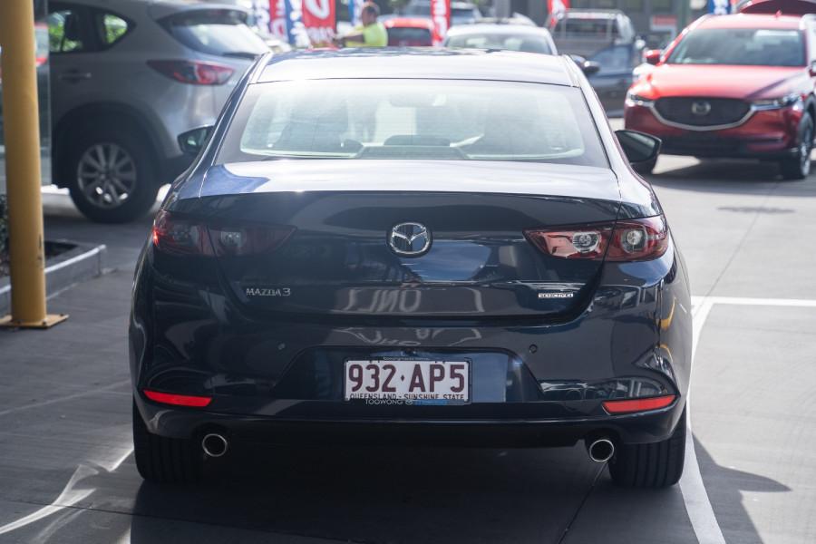 2020 Mazda 3 G25 Evolve Sedan