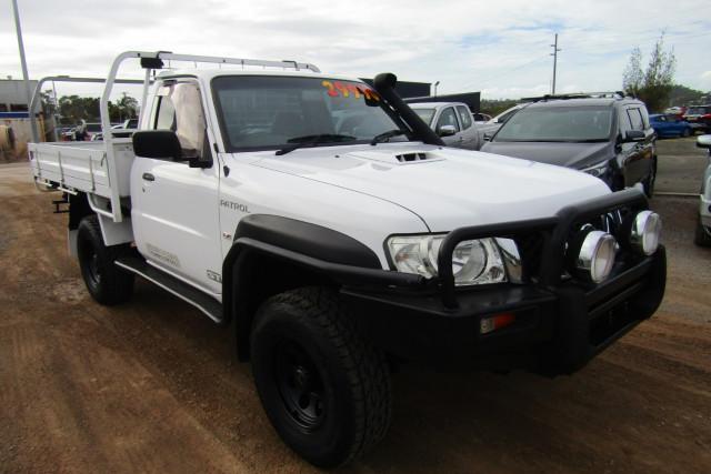 2011 MY10 Nissan Patrol GU 6 MY10 ST Cab chassis