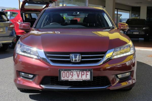 2015 MY14 Honda Accord 9th Gen MY14 V6L Sedan