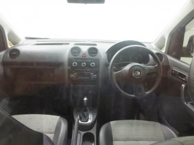 2012 Volkswagen Caddy 2KN Turbo TDI250 Van