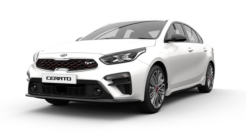 2020 MY21 Kia Cerato BD GT Sedan