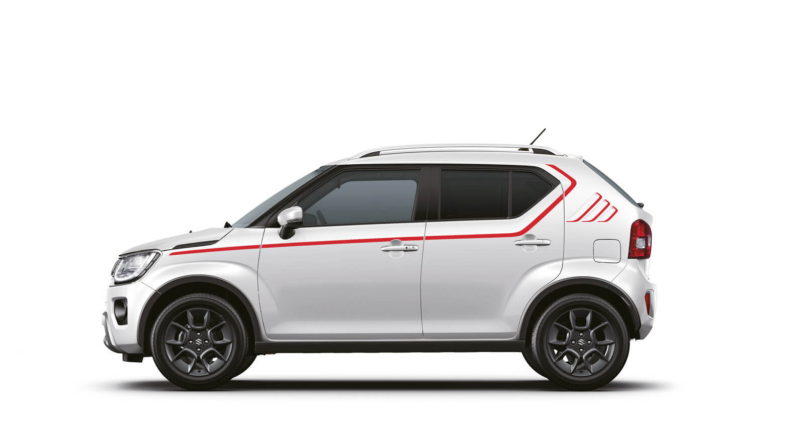 Ignis - Side Body Decal, Red