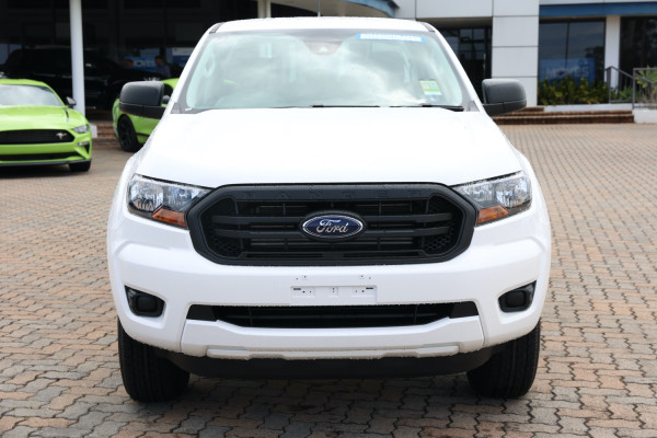 2020 MY20.75 Ford Ranger PX MkIII XL Hi-Rider Double Cab Ute Image 2