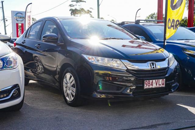 2015 Honda City GM MY16 VTi Sedan
