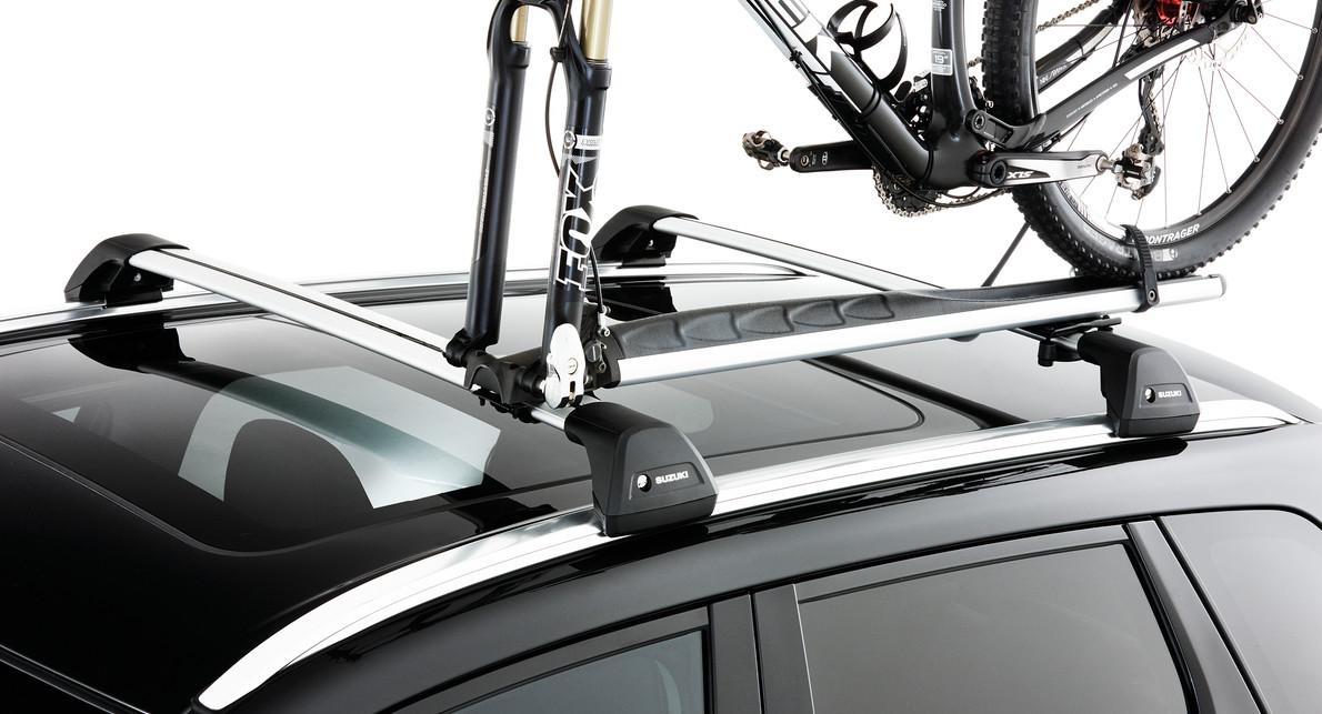 "<img src=""Bike Carrier Fork Mount - HD Locking"