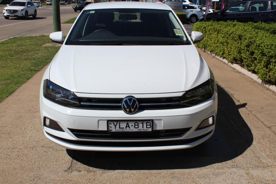 2021 Volkswagen Polo TRENDLINE Hatch