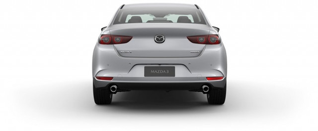 2020 Mazda 3 BP G25 Astina Sedan Sedan Mobile Image 15