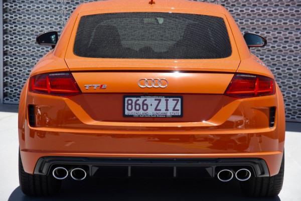 2019 Audi Tt S Coupe Image 4