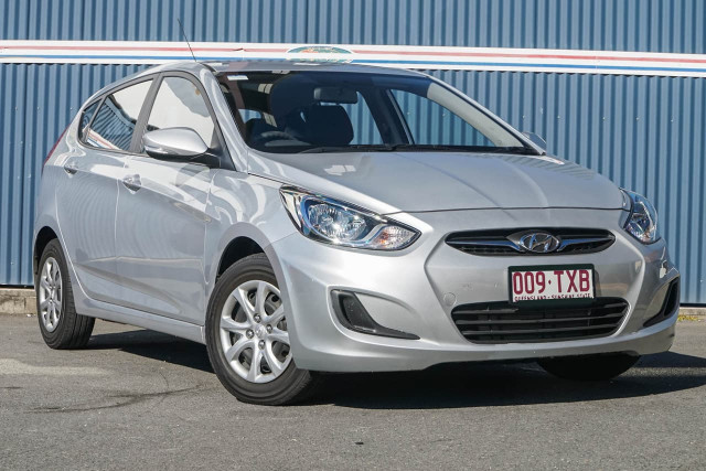 2014 Hyundai Accent RB2 Active Hatchback