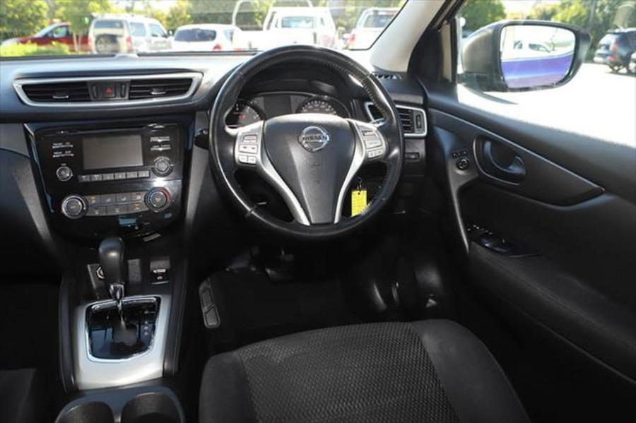 2015 Nissan QASHQAI J11 ST Suv Image 11