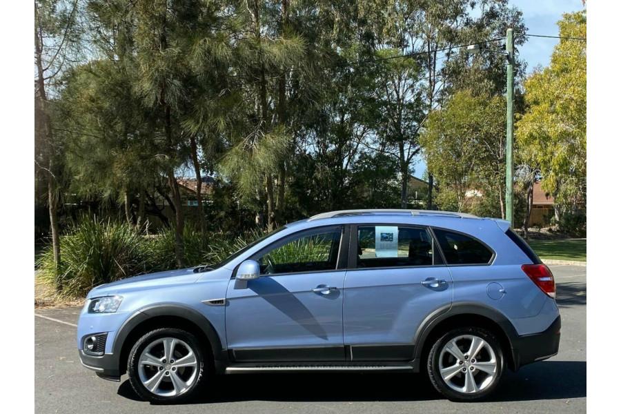 2015 Holden Captiva CG MY15 5 AWD LTZ Suv