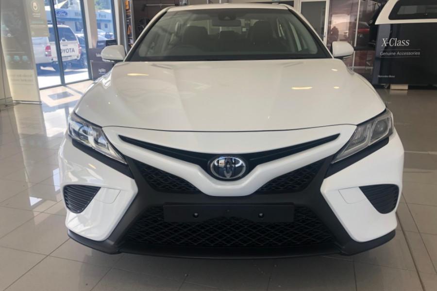 2018 Toyota Camry ASV70R Ascent Sport Sedan