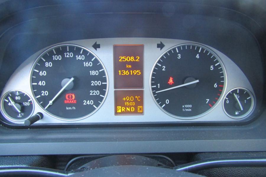 2010 MY11 Mercedes-Benz B-class W245  B200 Turbo Hatch Image 23